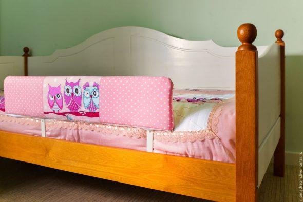 Выбираем красивую кроватку для девочки