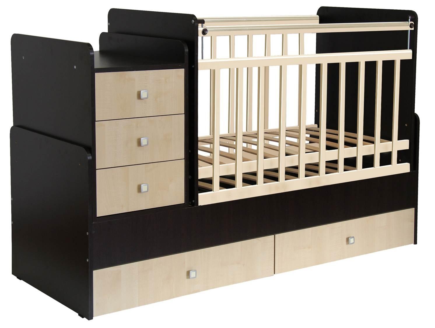 Выбираем мебель для сна вашего ребенка