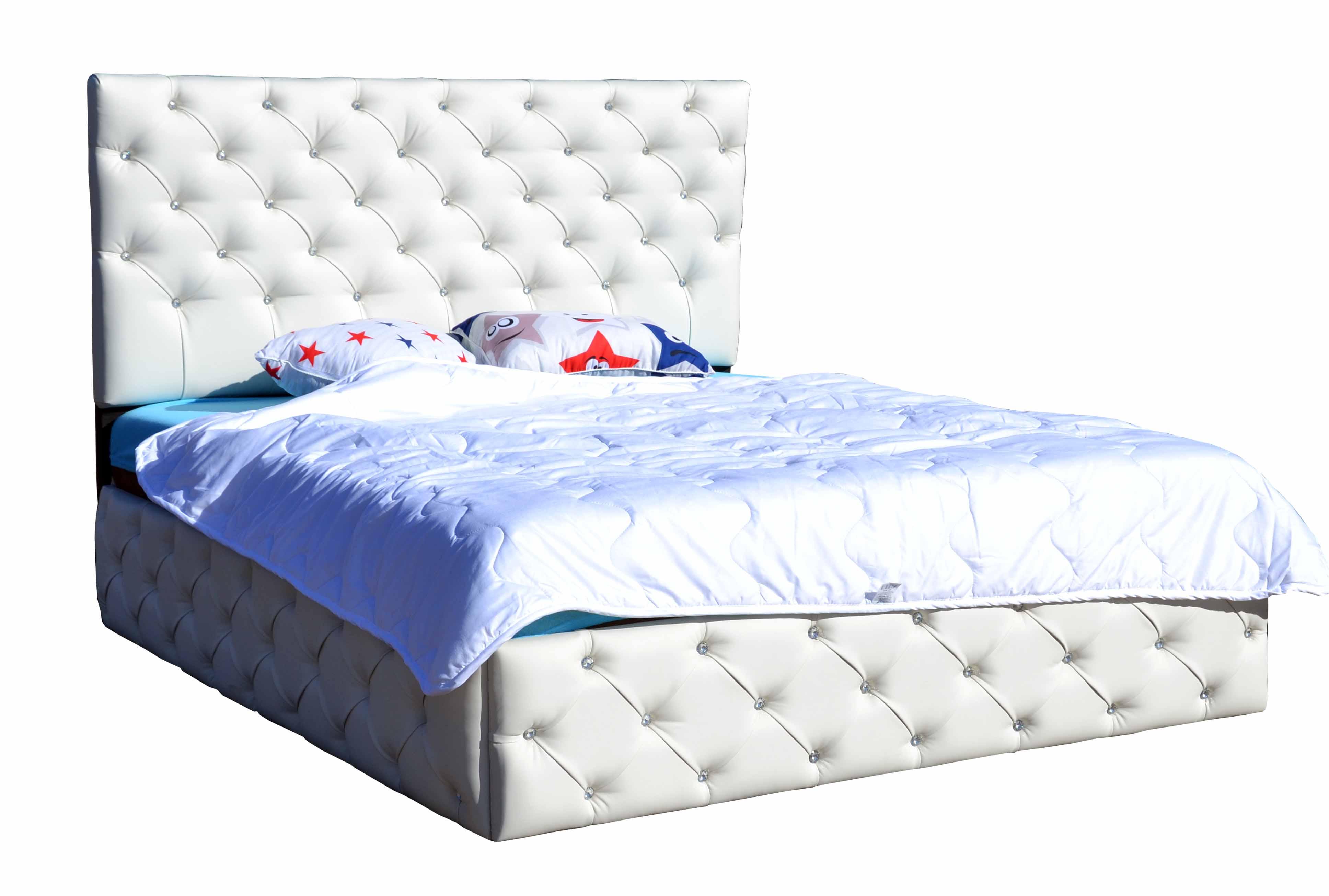 Выбираем стеганую кровать
