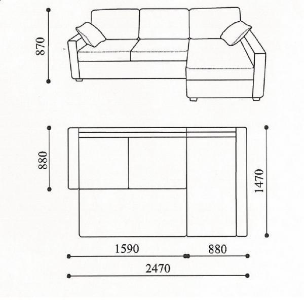 Выбор размера спального ложе для двоих