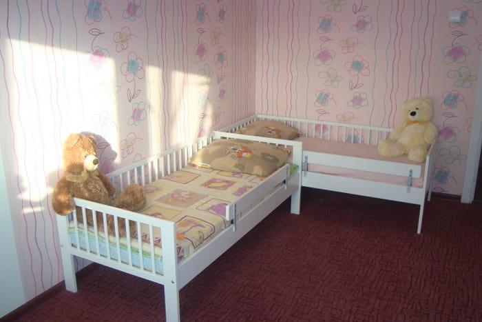 Выбор спального ложе для ребенка