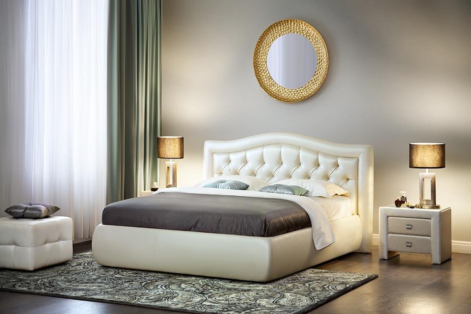 Выбор уютной двуспальной кровати