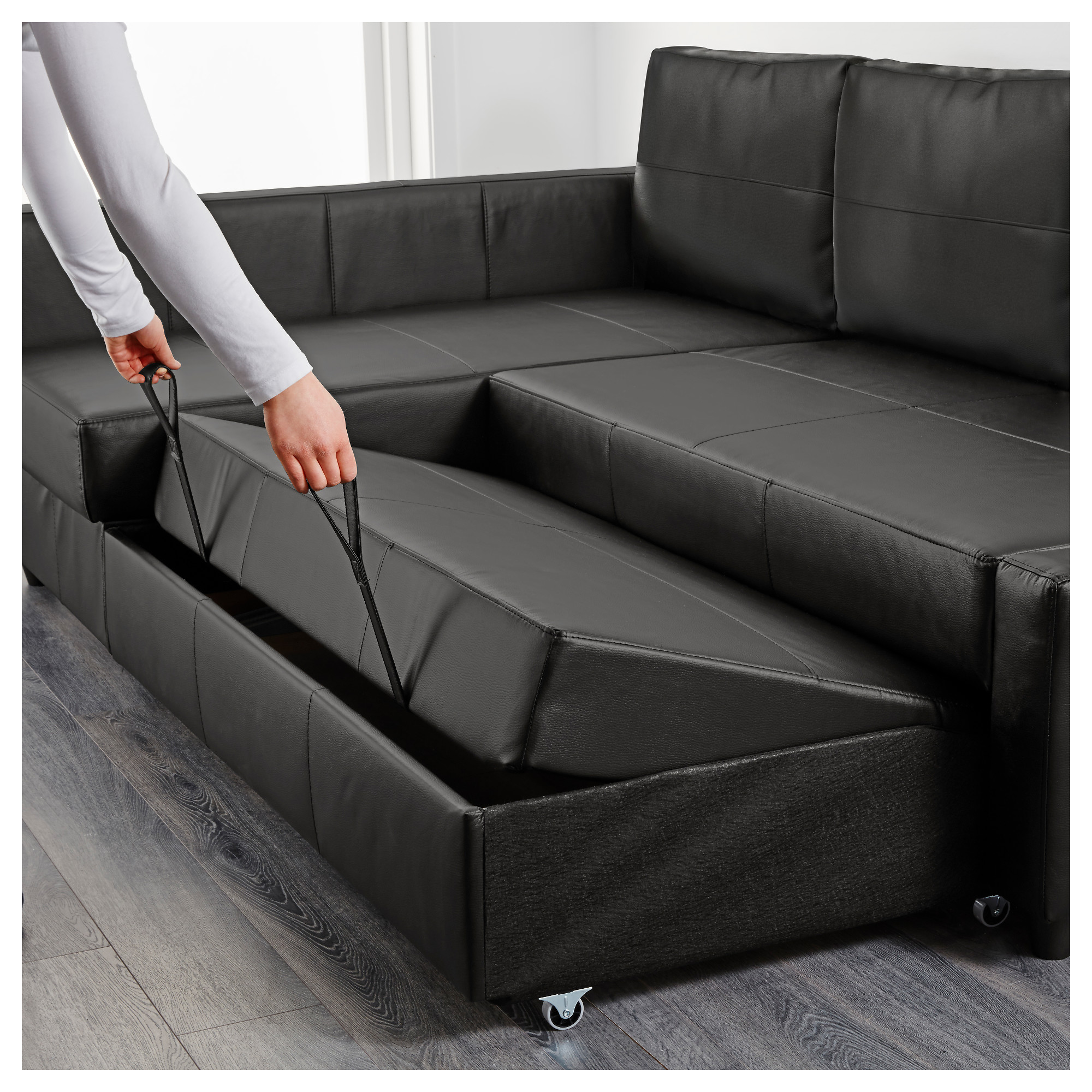 Выкатной механизм современной мебели