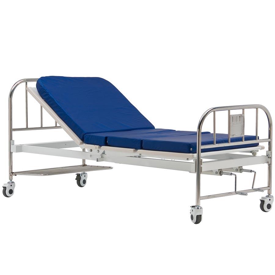 Базовая медицинская кровать для лежачего больного