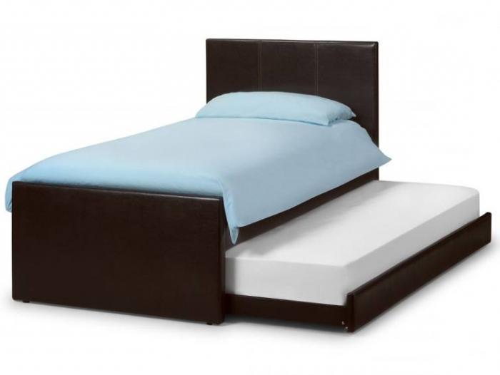 Два спальных ложе одной кровати