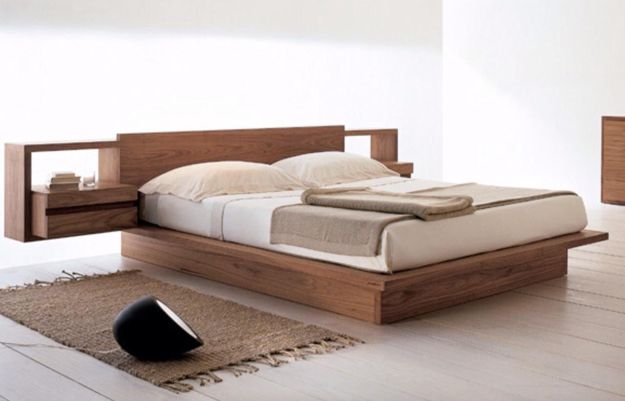 Эксклюзивные кровати из массива
