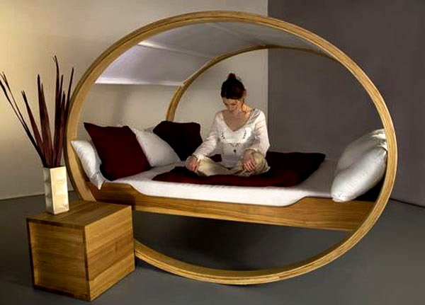 Эксперементальные кровати для сна