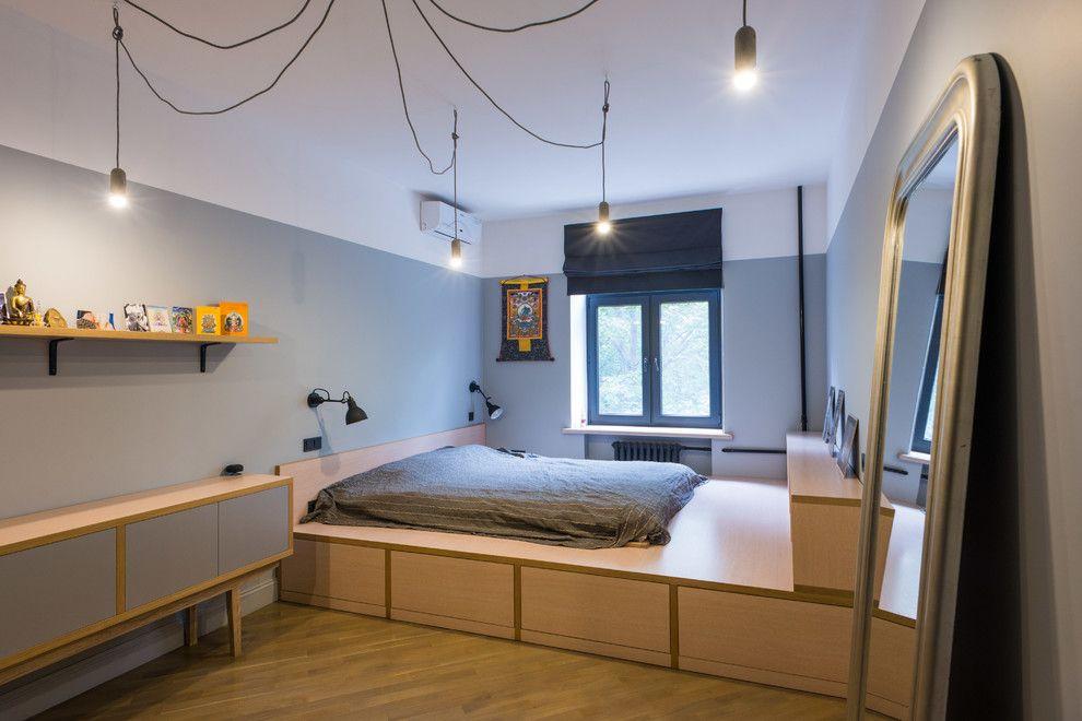 Изысканный интерьер спальни
