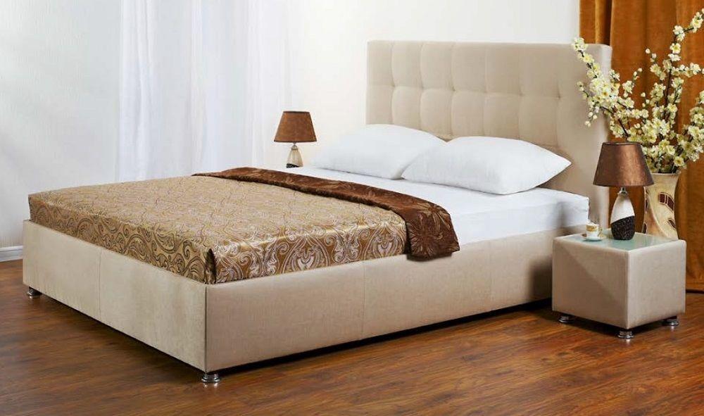 Качественная и красивая кровать для дома