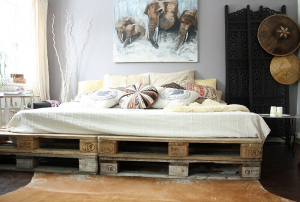 Как сделать спальню красивой