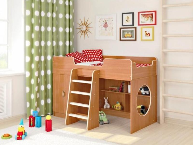 Как выбрать кровать-чердак