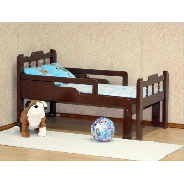 Кровать детская раздвижная трансформируется по длине