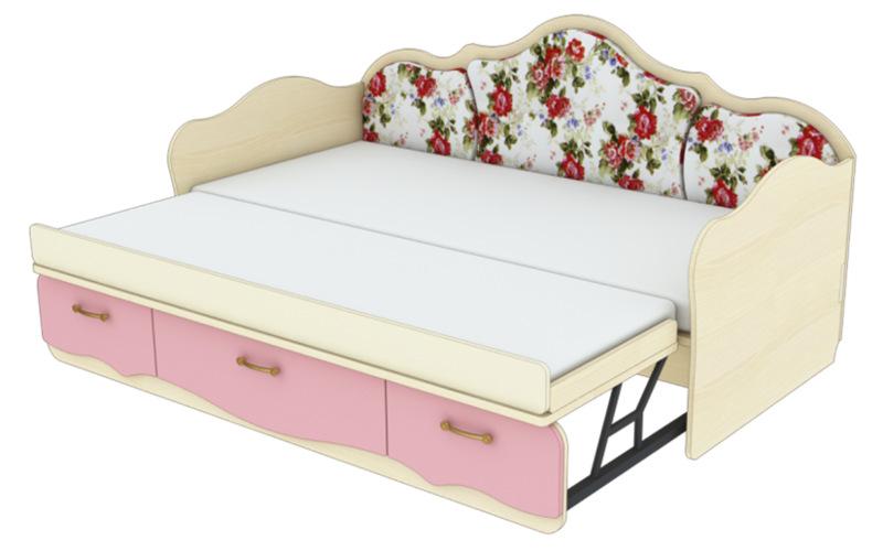 Кровать-диван раздвижная