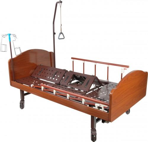 Кровать функциональная c туалетом