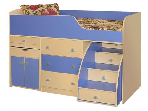 Кровать со столом