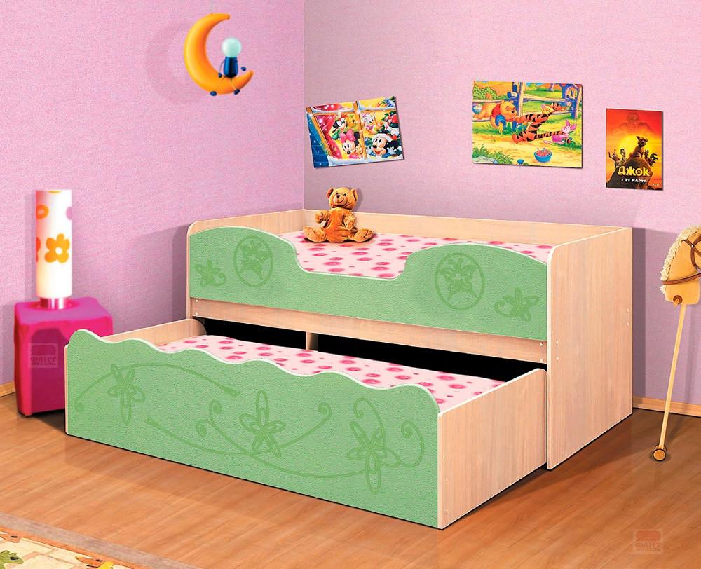 Кровать выдвижная