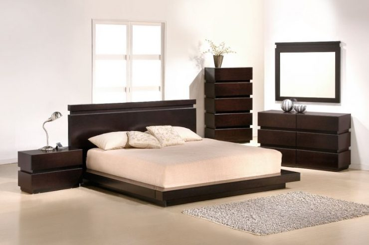 Кровати из МДФ