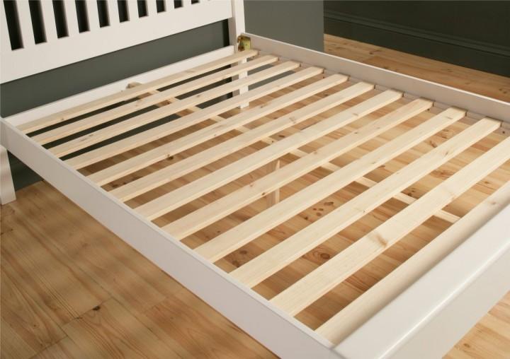 Ламелевая кровать