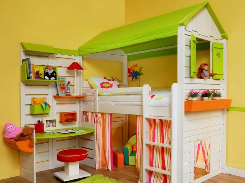 Мебель для детей от 3 лет
