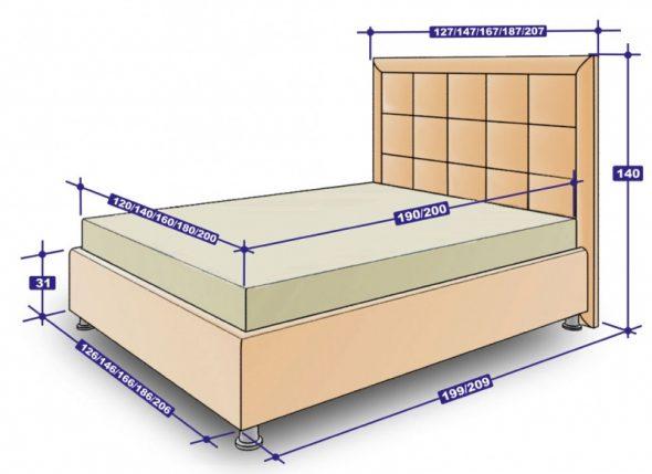 Мебель для сна в доме