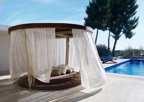 Мебель с пологом для сна