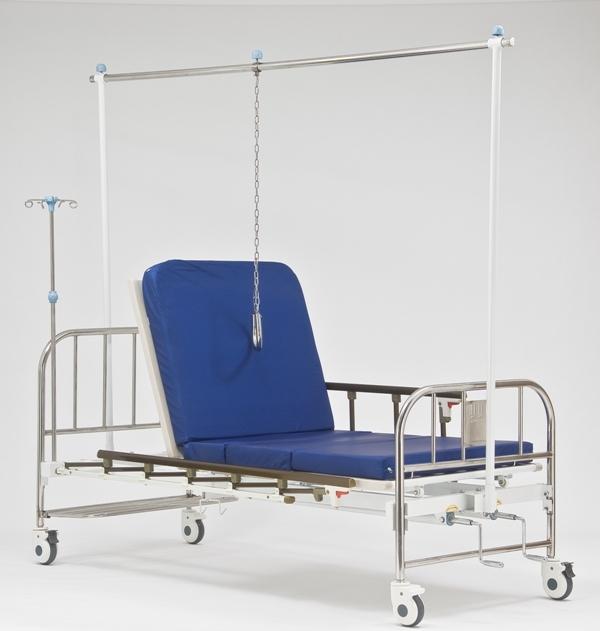 Механическая модель кровати