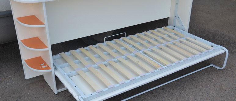 Многофункциональная мебель для сна