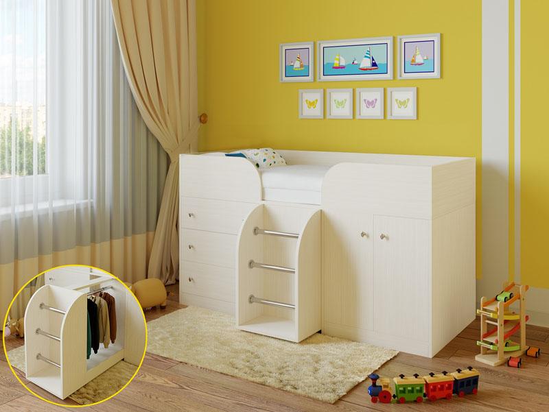 Модель белой мебели