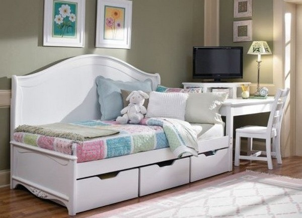 Правильно выбираем кровати для детской комнаты