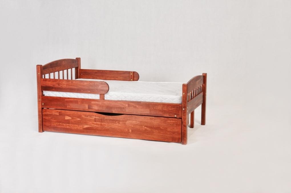Растущая детская кроватка