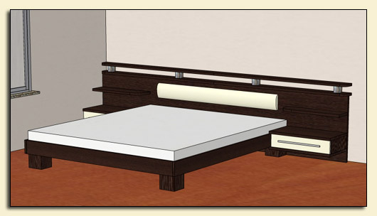 Составляем проект современной мебели