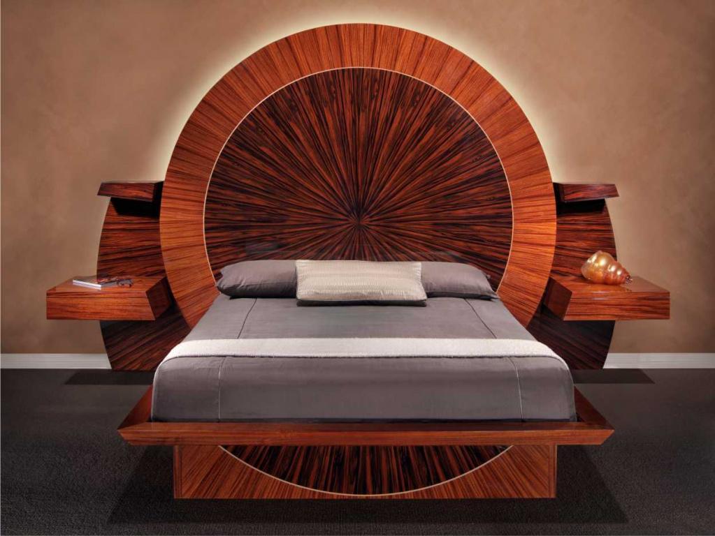 Современное спальное ложе Parnian Furniture