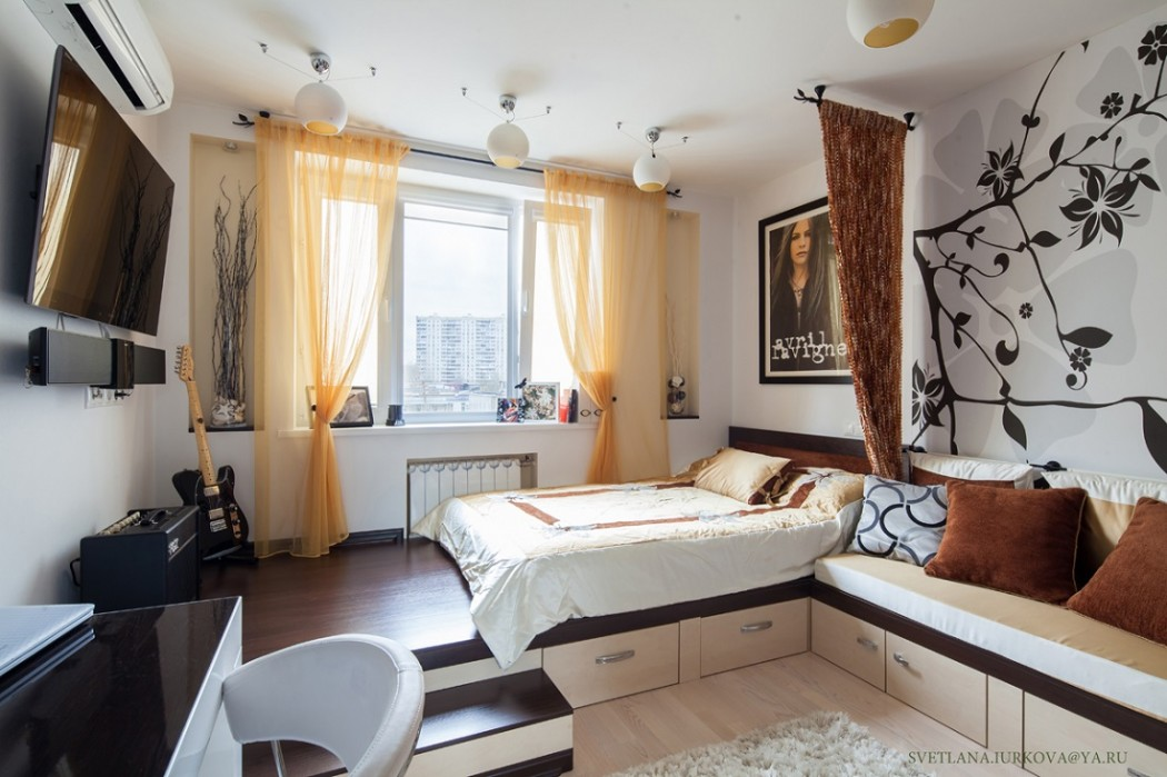 Современный вариант мебели
