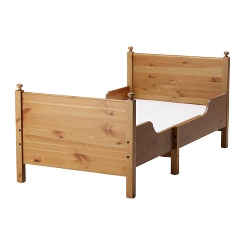 Спальное ложе на основе дерева
