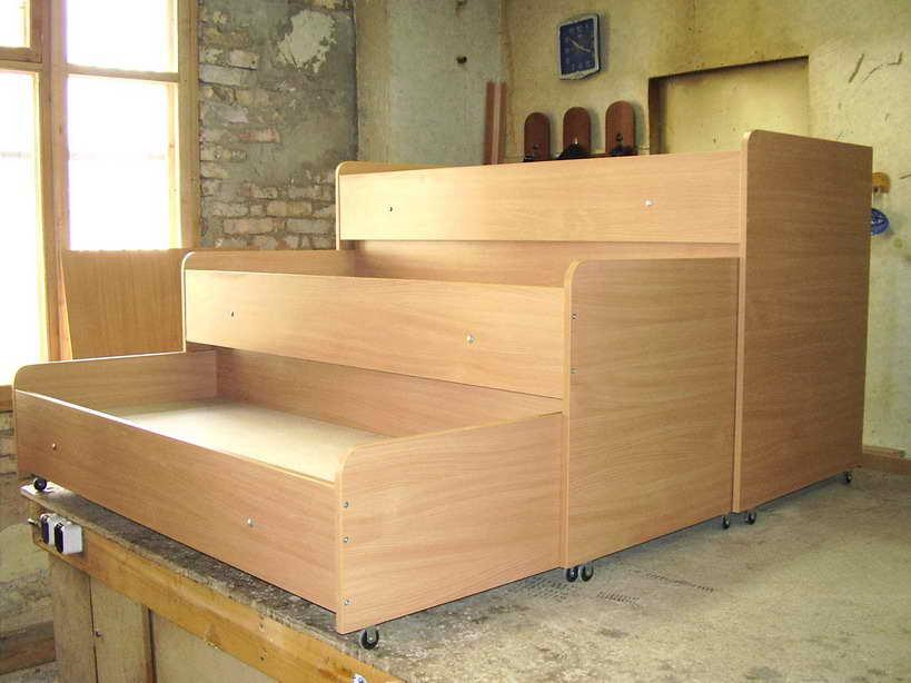 Типы мебели трансформер