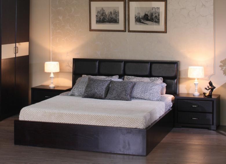 Типы современной мебели черного цвета