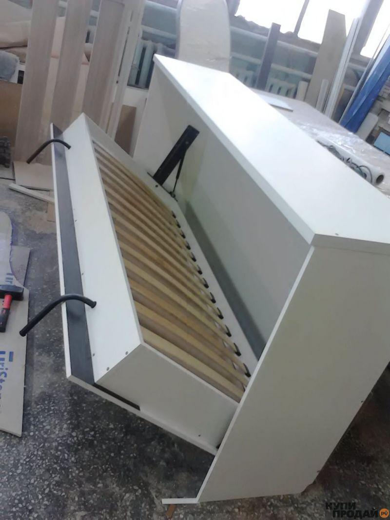 Трансфорирующаяся мебель кровать-комод