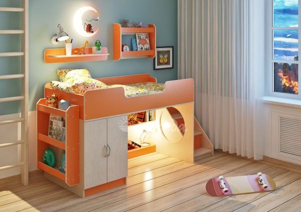 Требования к мебели для ребенка