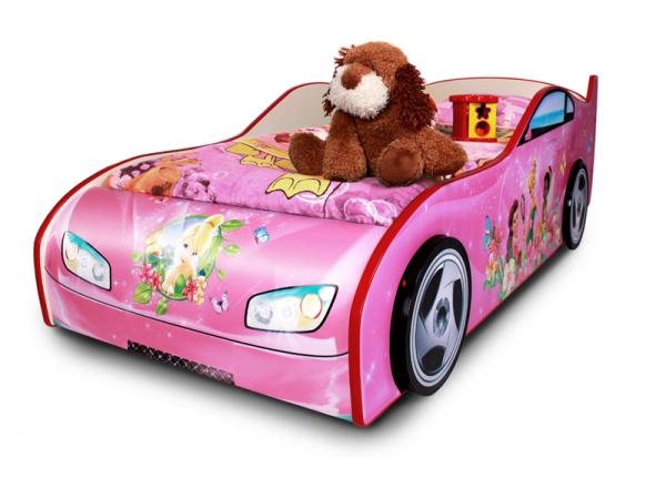 Выбираем кроватка для девочки от 2 лет