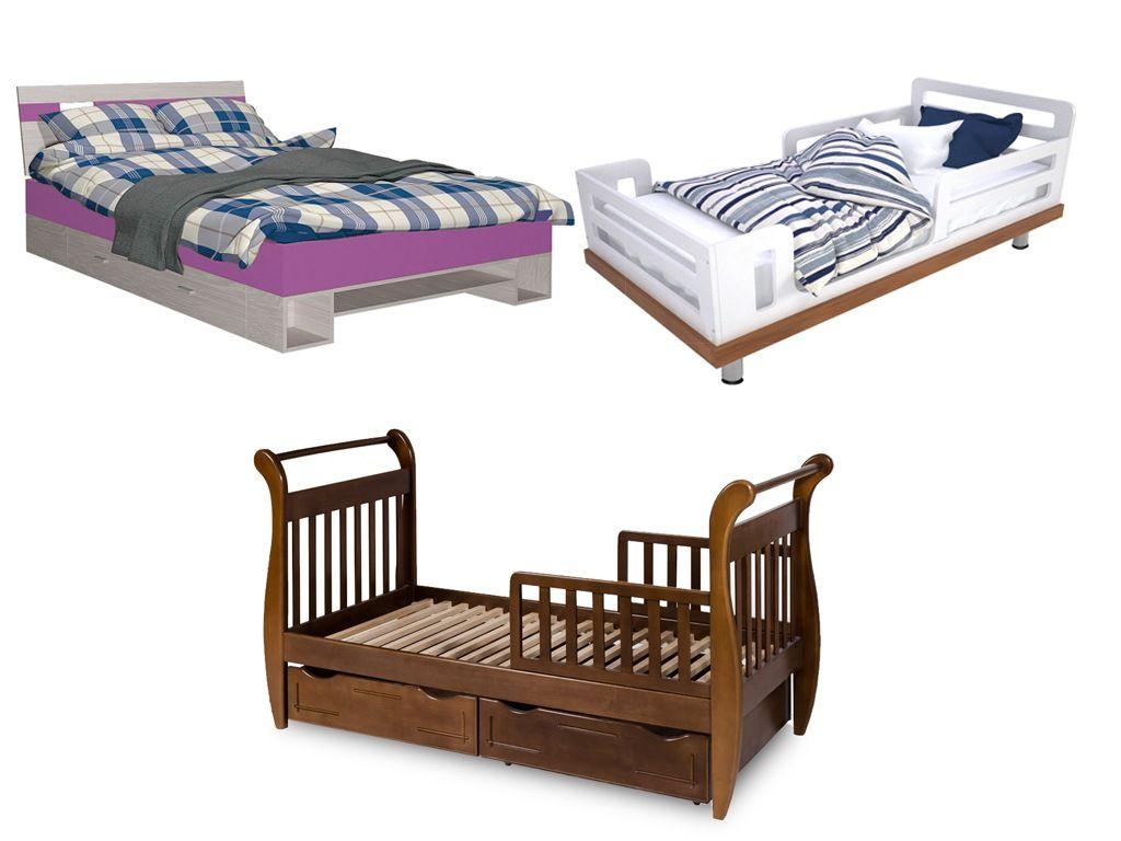 Выбираем тип кровати для сна ребенка