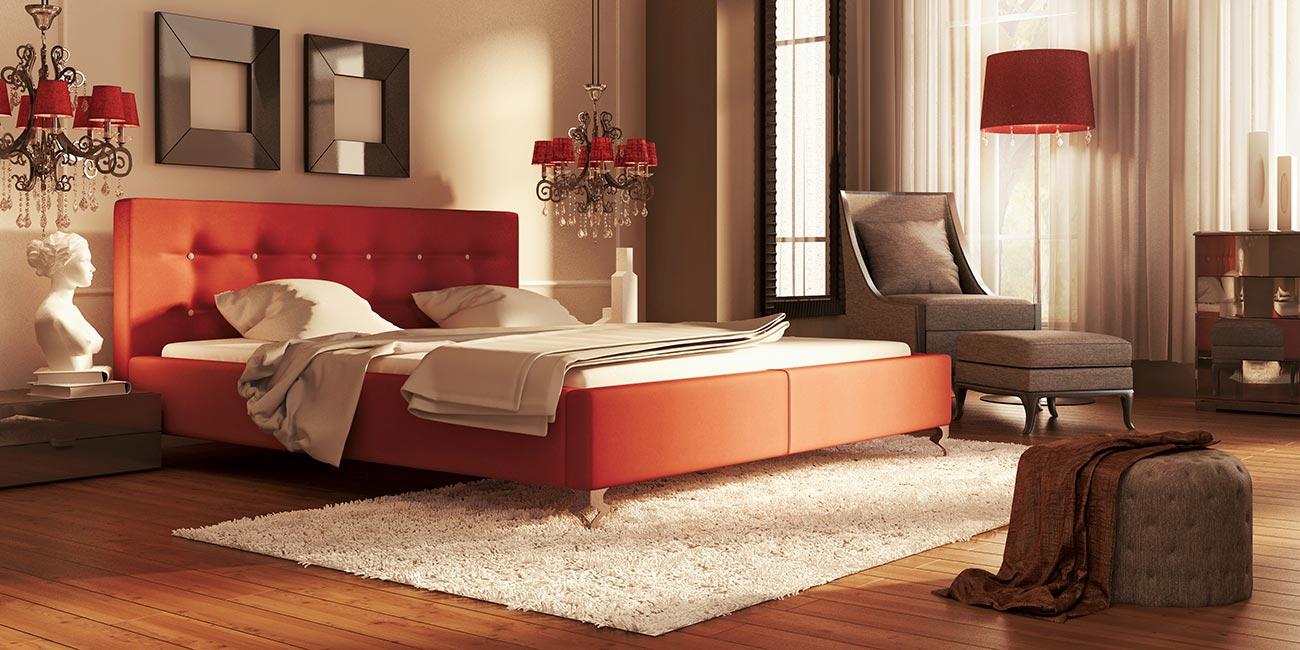 Двуспальные кровати лучшие