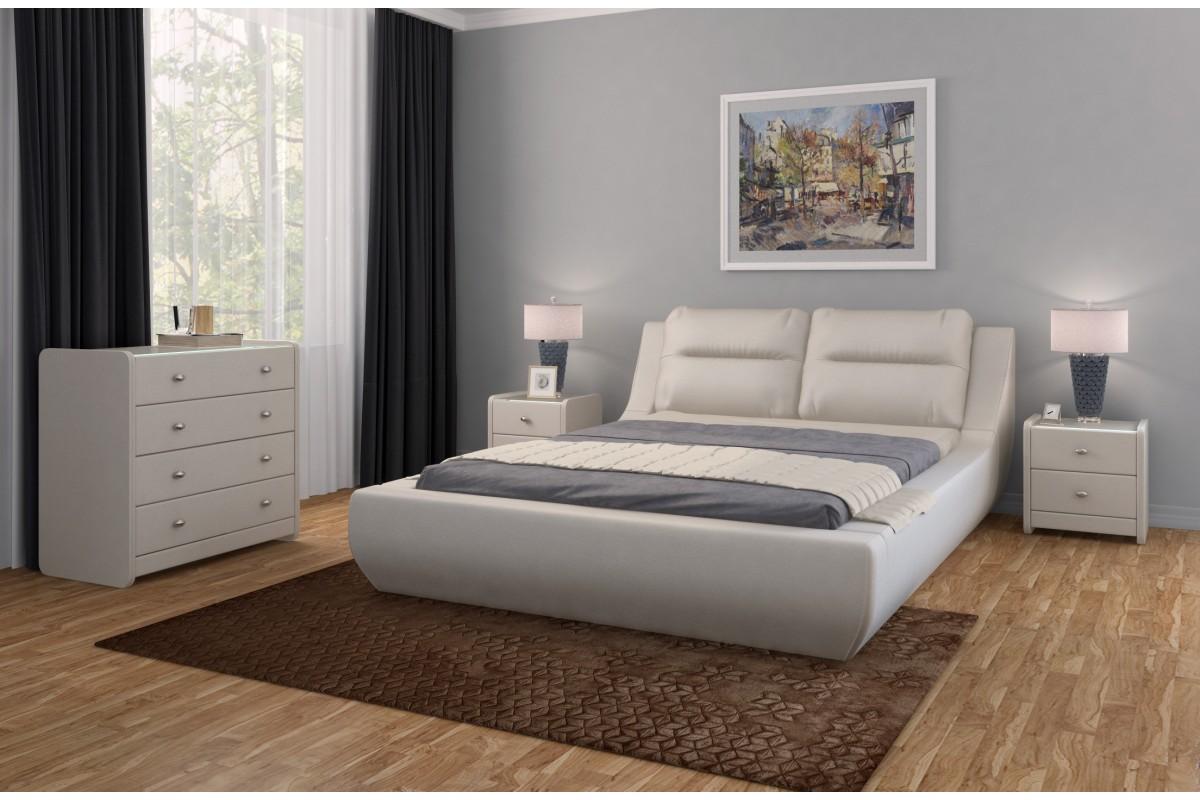 Кровать интерьерная