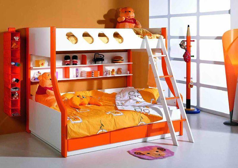 Все, что нужно знать о двухъярусной кровати