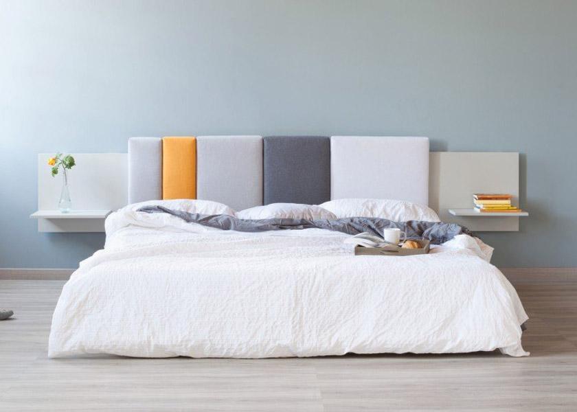 Выбираем кровать с мягким изголовьем