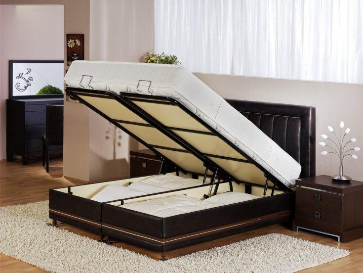 Выбор матраса для кровати
