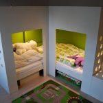 Необычный дизайн кровати