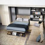Модель с диваном