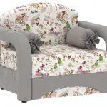 Кресло-кровать в сложенном виде