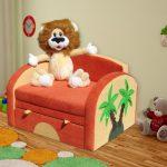 Кресло-кровать для малыша