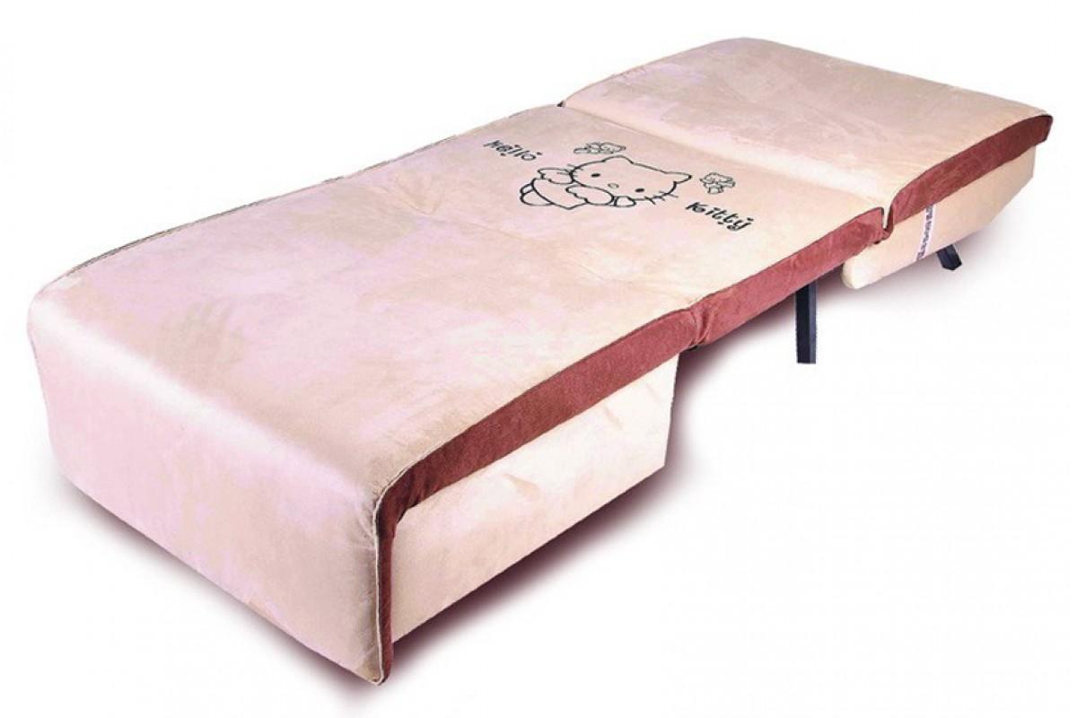 Раскладное кресло для девочки